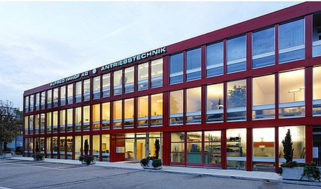 Alfred Imhof - Firmengebäude
