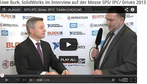 Dassault Systemes - Video Interview