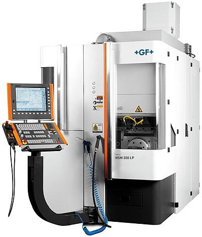 GF Machining Solutions - Mikron HSM 200 LP