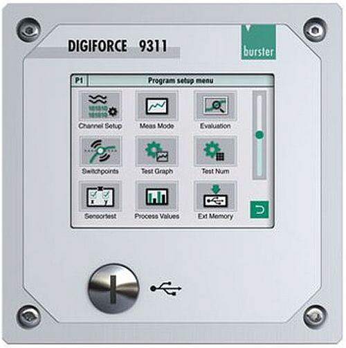 MTS Mestechnik - Digiforce 9311 Bild 1