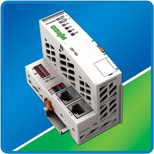 Wago Contact - ECO-ETHERNET-Controller